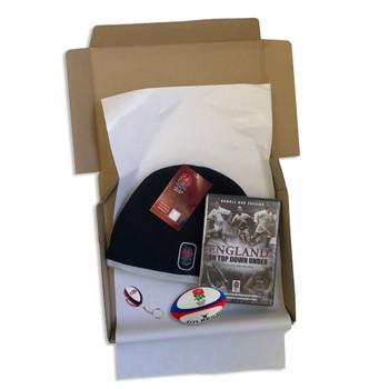ORIGINAL Rugby England Men's Christmas Gift Box V2 (Ltd Edition)
