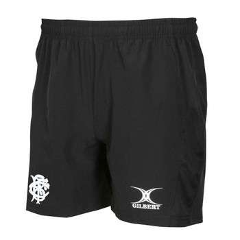 GILBERT barbarians rugby vapour gym / training shorts [black]