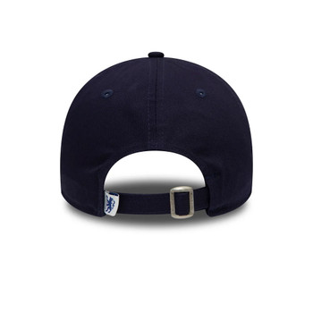 NEW ERA Chelsea FC Crest 9Forty adjustable Cap [navy]