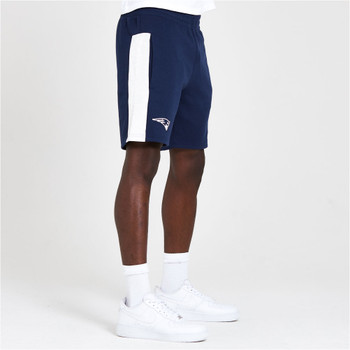 NEW ERA new england patriots NFL contrast shorts [navy]