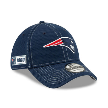 NEW ERA new england patriots NFL sideline road 39thirty cap [navy]