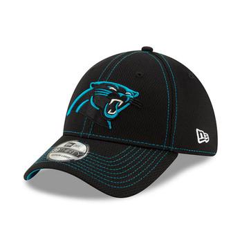 NEW ERA carolina panthers NFL sideline road 39thirty cap [black]
