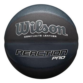 WILSON reaction pro shadow basketball size 7 [black]