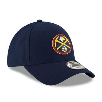 NEW ERA denver nuggets NBA 9forty adjustable cap [navy]