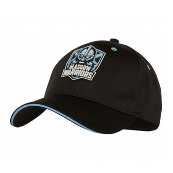 MACRON glasgow warriors rugby cap [black]