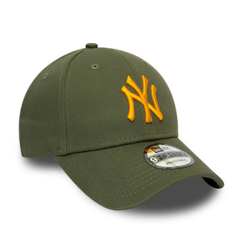 NEW ERA new york yankees adjustable 9forty cap [green]