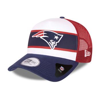 NEW ERA New England Patriots Retro A Frame Trucker [white/blue/red]