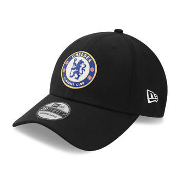 NEW ERA Chelsea FC Crest Wordmark 39Thirty cap [black]