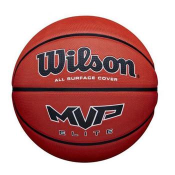 WILSON MVP elite basketball [orange]-Size 7