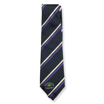Belsize Park RFC formal silk tie V1