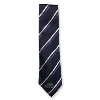 Belsize Park RFC formal silk tie V2