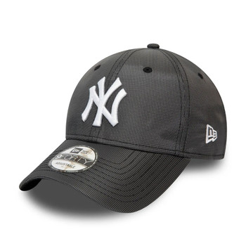 NEW ERA new york yankees ripstop adjustable 9forty cap [grey]