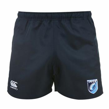 CCC cardiff blues rugby advantage training shorts [navy]