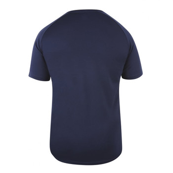 CCC cardiff blues rugby vapodri training t-shirt junior [navy/white]