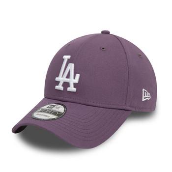 NEW ERA los angeles dodgers 9forty adjustable MLB baseball cap [purple]