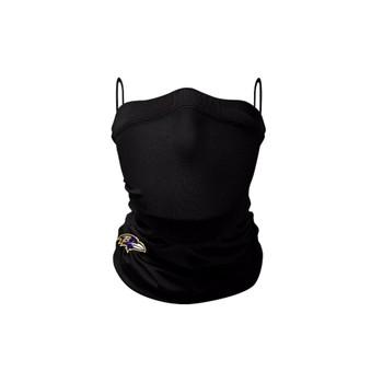NEW ERA Baltimore Ravens NFL neck gaiter face mask [black]
