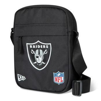 NEW ERA Side Bag NFL las vegas raiders [black]