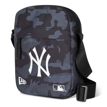 NEW ERA Side Bag MLB New York Yankees [navy/grey camo]