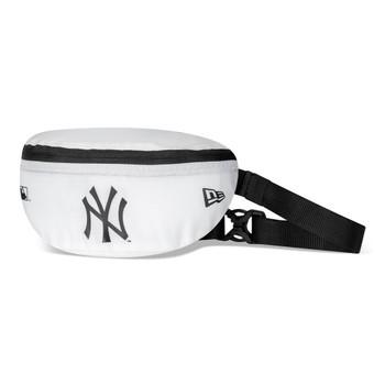 NEW ERA mini waist bag MLB New York Yankees [white]
