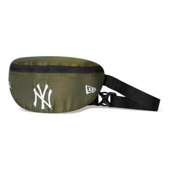 NEW ERA mini waist bag MLB New York Yankees [khaki green]
