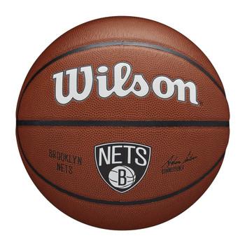 WILSON Team Alliance NBA Basketball Brooklyn Nets [brown]