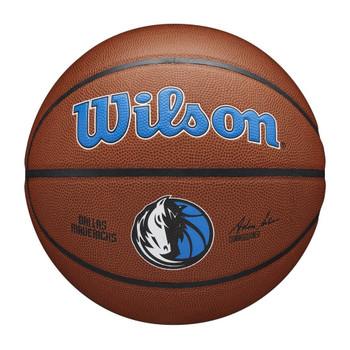 WILSON Team Alliance NBA Basketball Dallas Mavericks [brown]