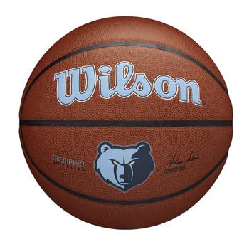 WILSON Team Alliance NBA Basketball Memphis Grizzlies [brown]