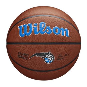WILSON Team Alliance NBA Basketball Orlando Magic [brown]