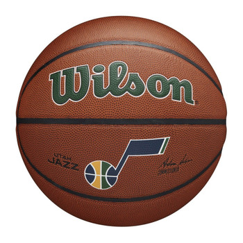 WILSON Team Alliance NBA Utah Jazz [brown]