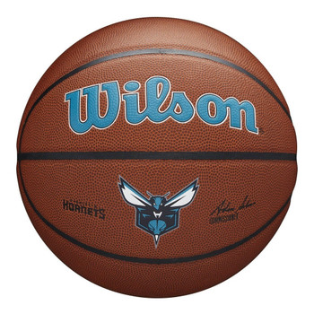 WILSON Team Alliance NBA Basketball charlotte hornets [brown]