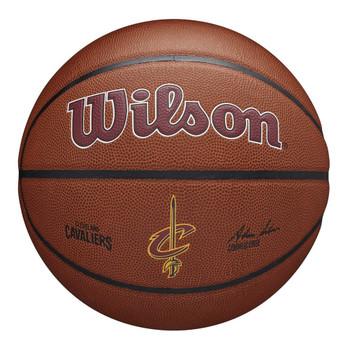 WILSON Team Alliance NBA Basketball cleveland cavaliers [brown]
