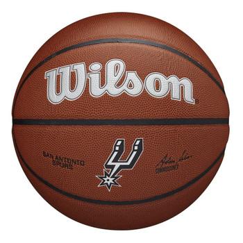 WILSON Team Alliance NBA Basketball san antonio spurs [brown]