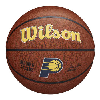 WILSON Team Alliance NBA Basketball Indiana pacers [brown]