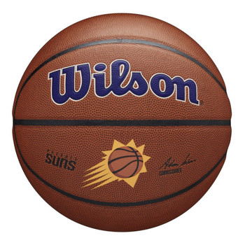 WILSON Team Alliance NBA Basketball Phoenix Suns [brown]