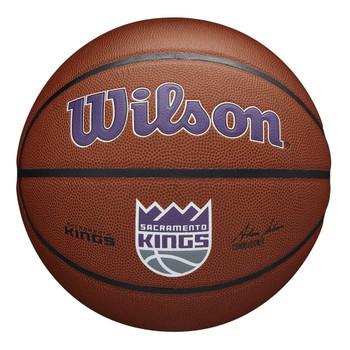 WILSON Team Alliance NBA Basketball Sacramento Kings [brown]