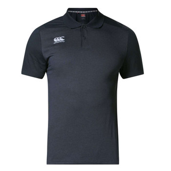 CCC pro performance cotton polo shirt [black/grey]