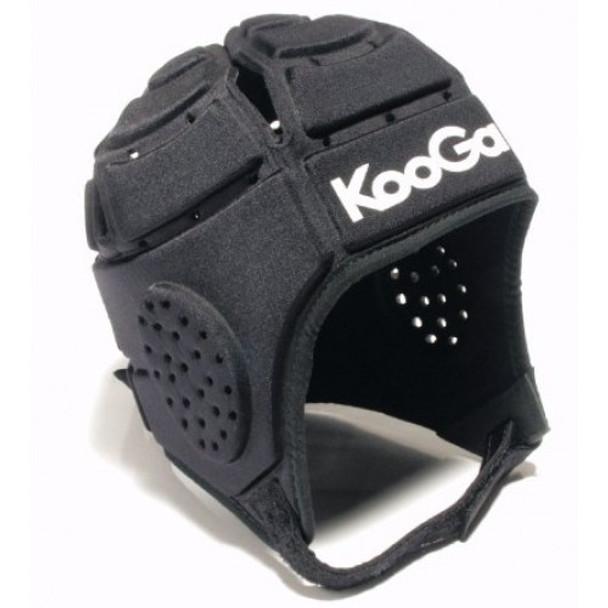 KOOGA classic dunedin rugby headguard junior [black] - Large Junior