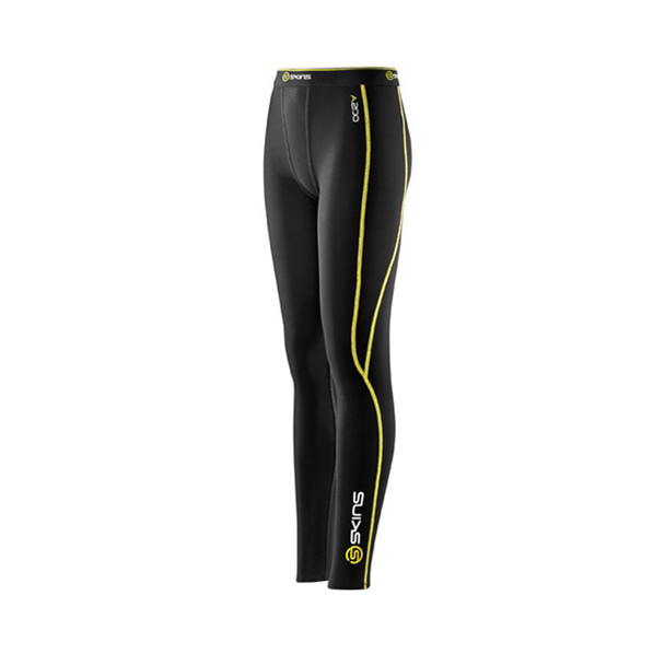 SKINS A200 Compression Long Tights Youth [black]