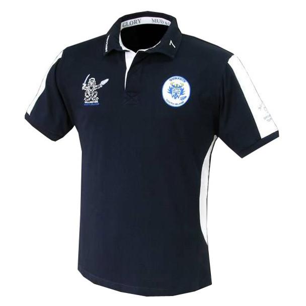Mud and Glory Wellington Rugby Polo Shirt