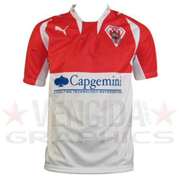 PUMA biarritz home rugby shirt 08