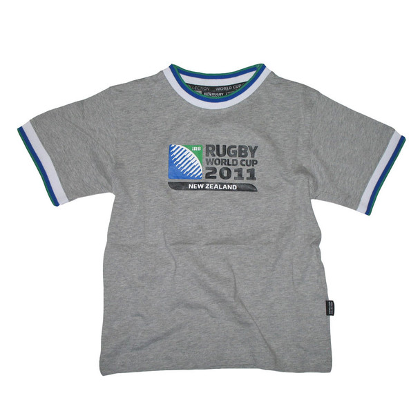 Rugby World Cup 2011 Event Logo T-shirt Junior
