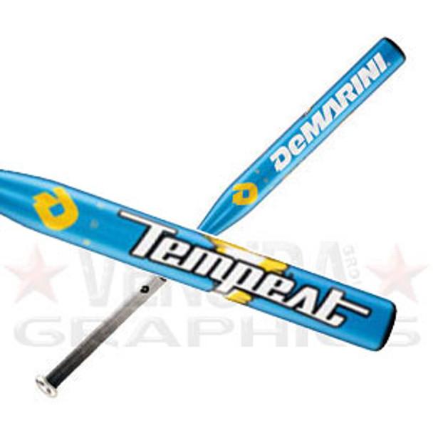 DEMARINI tempest aluminium softball bat 32''