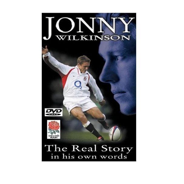 DVD Jonny Wilkinson (The Real Story in his own words)