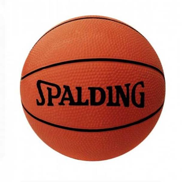SPALDING micro basketball [orange]