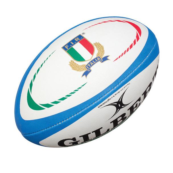 GILBERT Italy Replica midi rugby ball