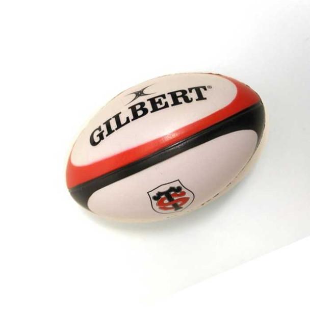 GILBERT Stade Toulousain rugby ball stress ball