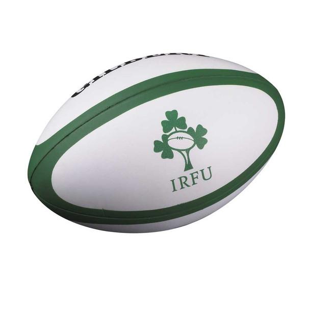 GILBERT ireland rugby ball stress ball
