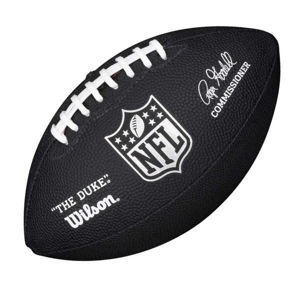 WILSON mini NFL soft composite american football [black]