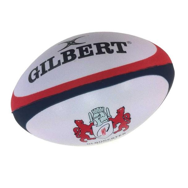 GILBERT gloucester rugby stress ball