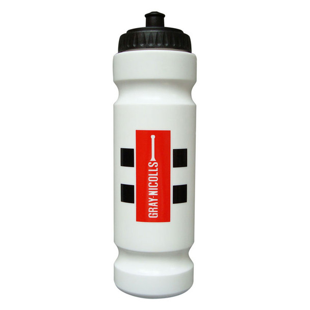 GRAYS NICOLLS cricket water bottle [white]
